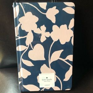 Kate Spade Garden Vine Large Notebook NWT